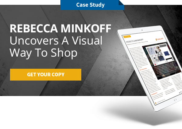 Rebecca Minkoff Uncover A Visual Way To Shop